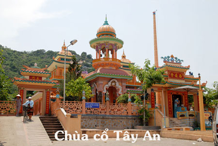 Viet Thien Phu VinTP Chua Tay An