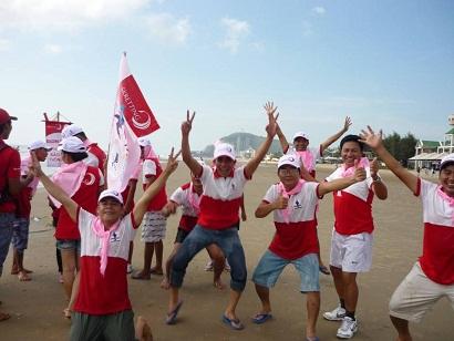 Viet thien phu Teambuilding 5