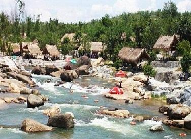 Viet Thien Phu suoi Thach Lam