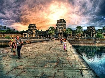 du lich Viet Thien Phu angkor wat