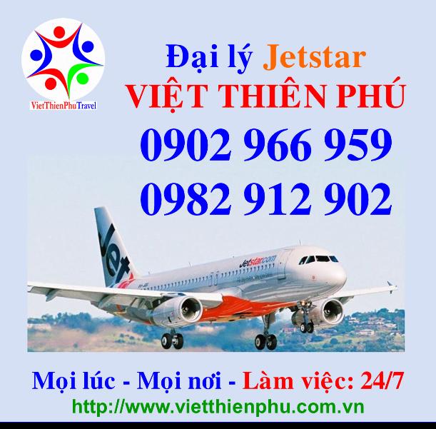 Jetstar, viet thien phu, ve may bay, jetstar thu duc, ve may bay viet thien phu, jetstar viet thien phu