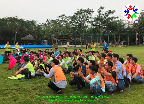 Teambuilding, viet thien phu